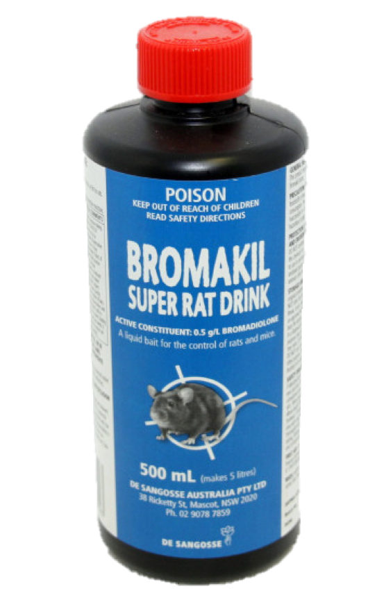 Bromakil - Super Rat Drink - Wanneroo Stockfeeders