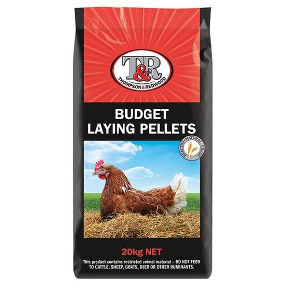 Budget Laying Pellets - Wanneroo Stockfeeders