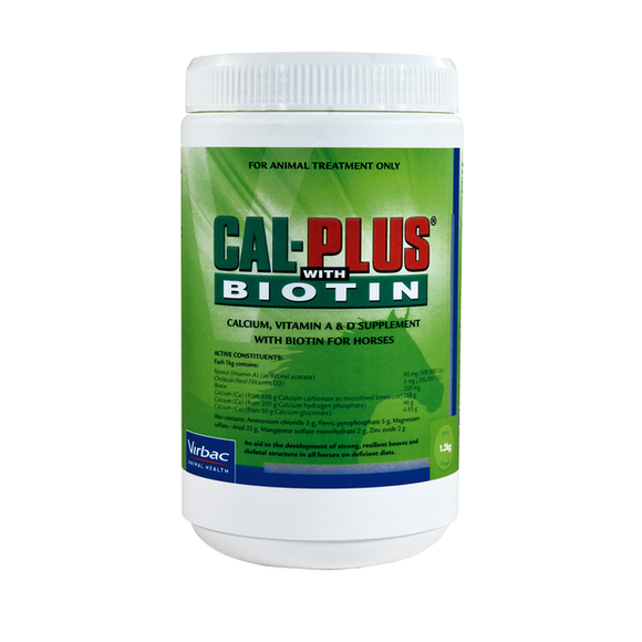 Cal-Plus With Biotin - Wanneroo Stockfeeders