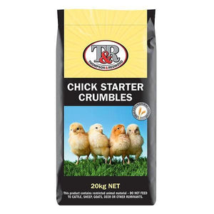Chick Starter Crumble - Wanneroo Stockfeeders