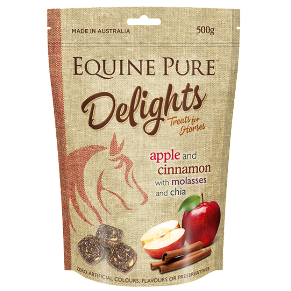 Equine Pure Delights - Apple - Wanneroo Stockfeeders