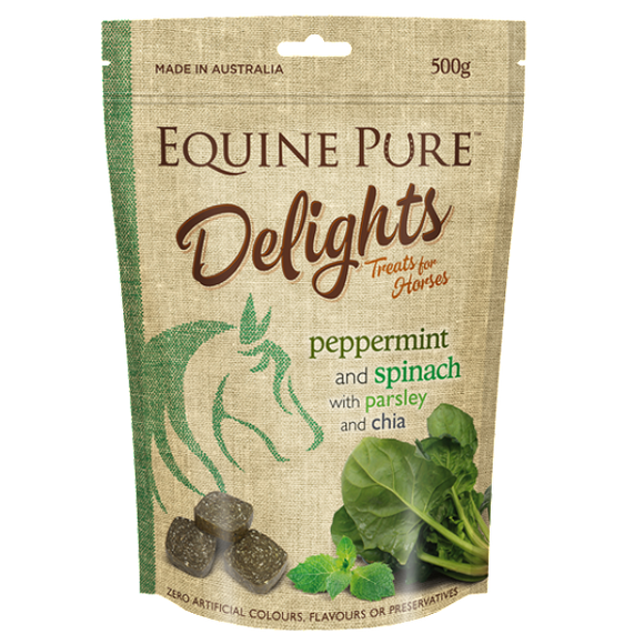 Equine Pure Delights - Peppermint - Wanneroo Stockfeeders
