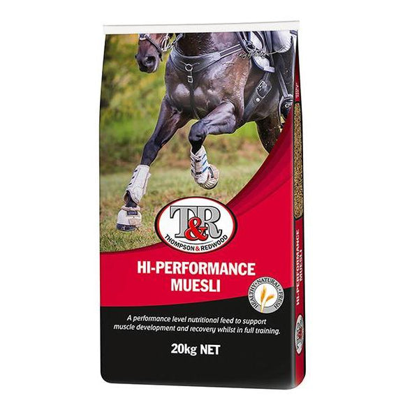 Hi-Performance Horse Muesli