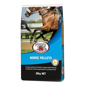 Horse Pellets - Wanneroo Stockfeeders