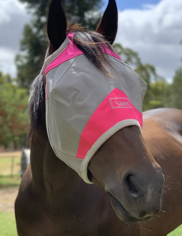 Fly Buster Fly Mask