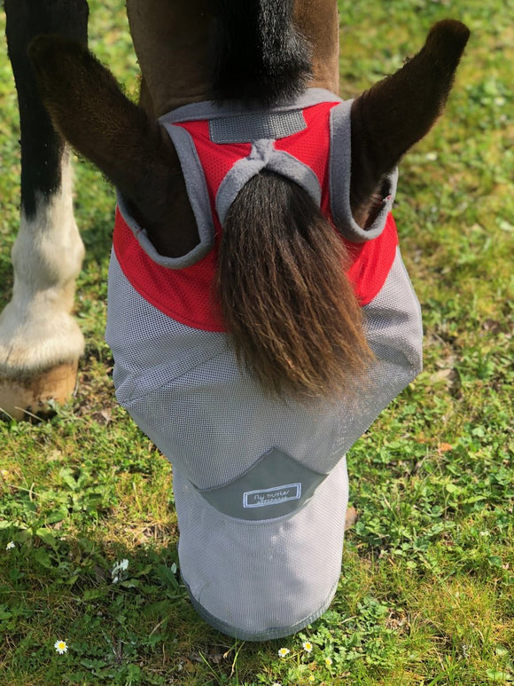 Fly Buster Long Nose Fly Mask
