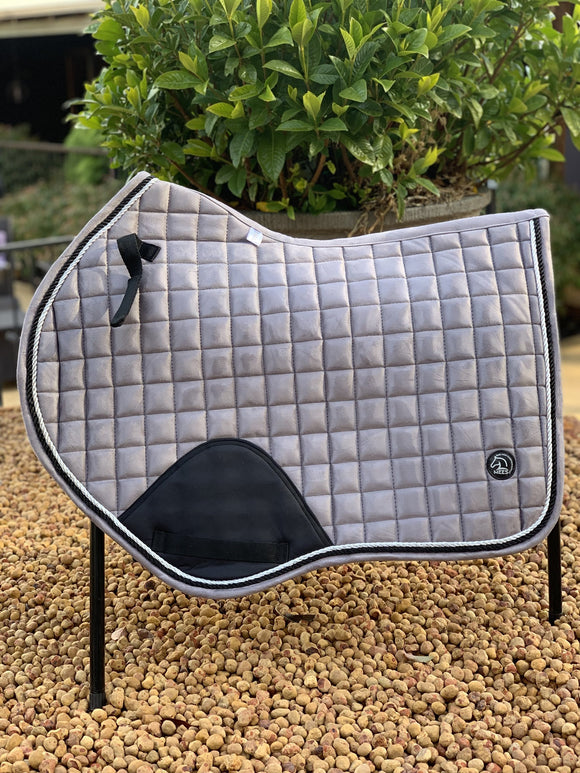 Suede GP/Jump Saddle Pad - Wanneroo Stockfeeders