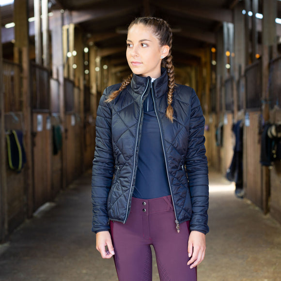 Elena Padded Jacket - Wanneroo Stockfeeders
