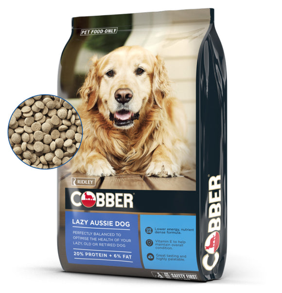 Cobber Lazy Aussie Dog - Wanneroo Stockfeeders