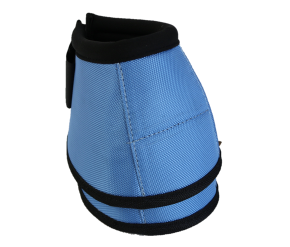 Ballistic Bell Boots - Light Blue - Wanneroo Stockfeeders