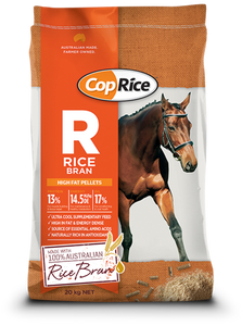 Rice Bran - Wanneroo Stockfeeders