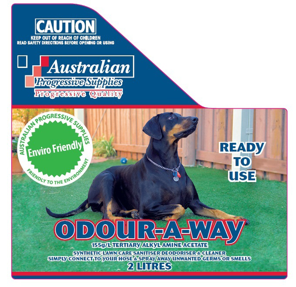 Odour-A-Way - Wanneroo Stockfeeders