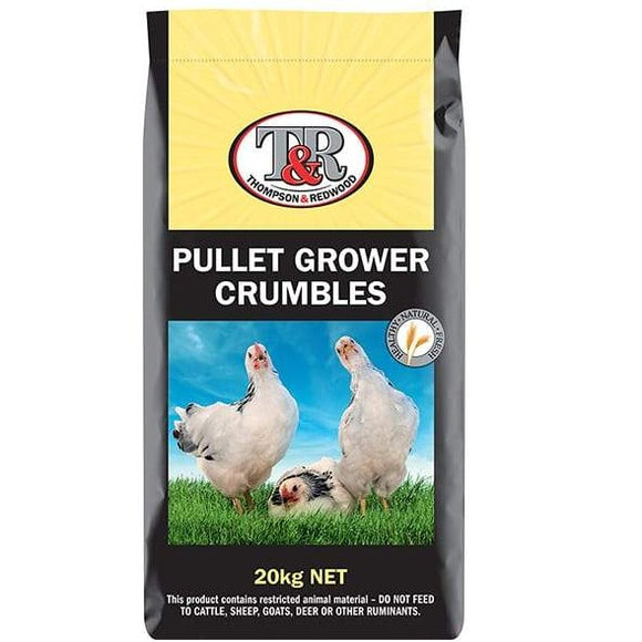 Pullet Grower Crumble - Wanneroo Stockfeeders