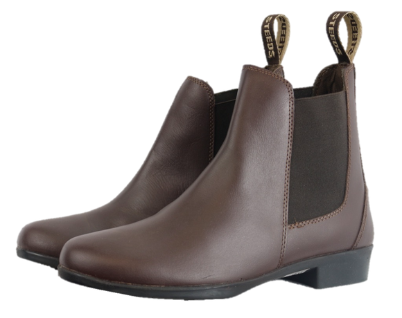 Leather Jodphur Boots - Wanneroo Stockfeeders