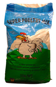 Super Poultry Mix