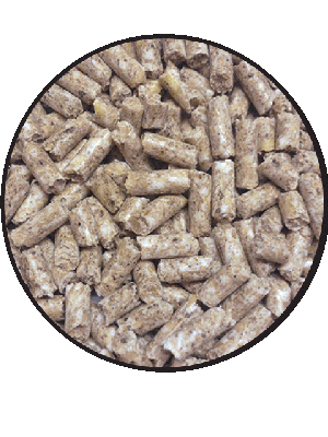 Turkey Grower & Finisher Pellets