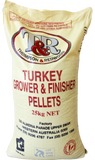Turkey Grower & Finisher Pellets - Wanneroo Stockfeeders