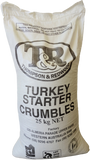 Turkey Starter Crumbles - Wanneroo Stockfeeders
