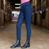 Victoria Denim Breeches - Wanneroo Stockfeeders