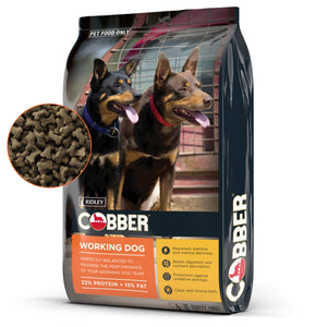 Cobber Working Dog - Wanneroo Stockfeeders