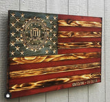 American Flag Customized