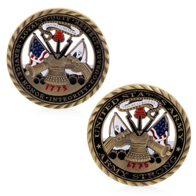 Army Strong Commemorative Coin - The United American Mint