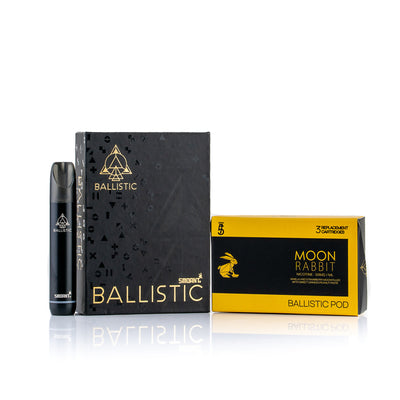 Ballistic Starter Kit BLACK - Hero57