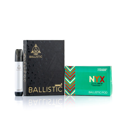 Ballistic Starter Kit WHITE - Hero57