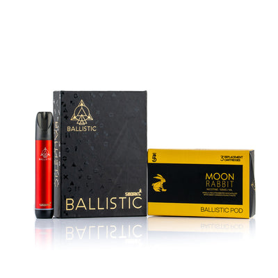Ballistic Starter Kit RED - Hero57
