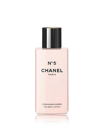 Chanel No. 5 Body Lotion 6.8 ounces, 200 milliliters Perfumed Luxury Body
