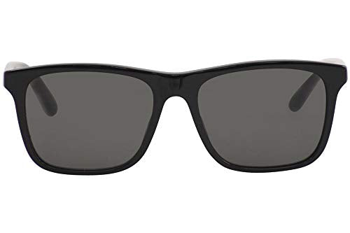 690c5a62d5 Sunglasses Gucci GG 0381 S- 007 BLACK GREY  Clothing – Exclusive ...