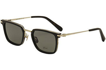 Sunglasses Brioni BR0010S BR 0010 10S S 10 002 BLACK / GREY / GOLD