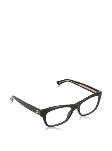 Optical frame Gucci Acetate Black GG 3825 Y6C