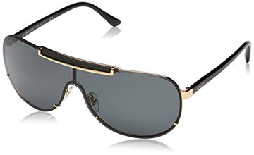 Versace Sunglasses VE 2140 BLACK 1002/87 VE2140: Versace:
