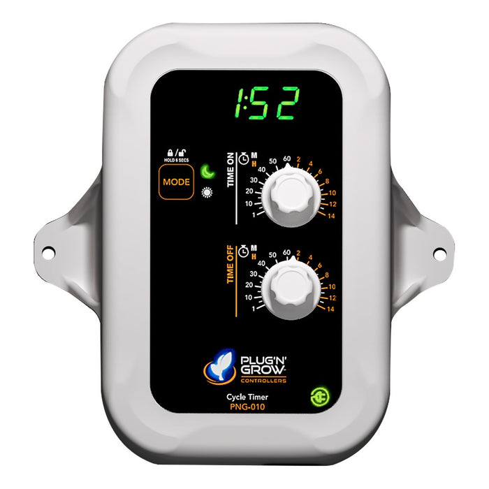 PNG 010 Cycle Timer W / Display