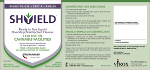 SHYIELD Ready-To-Use Labels