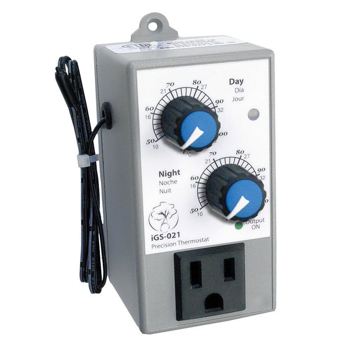 PNG IGS-021 Day / Night Temperature Controller