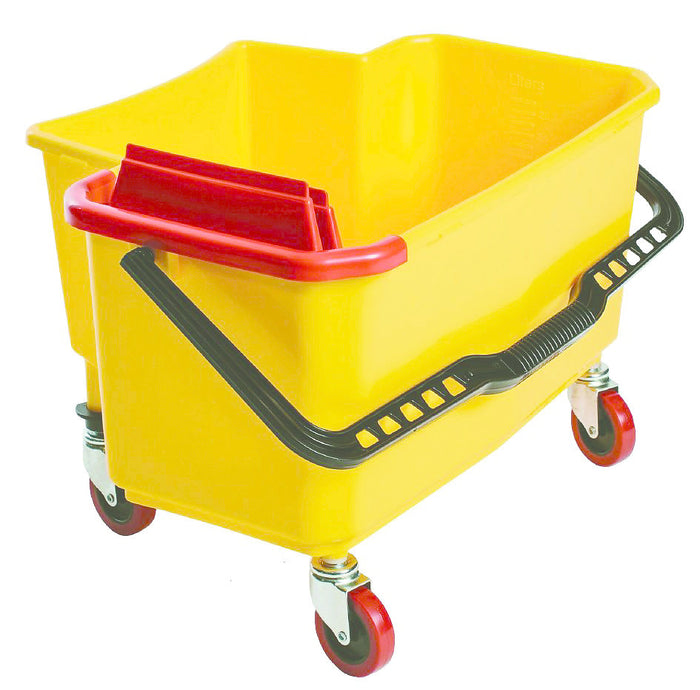 Microfiber Mop Bucket Dock'n Lock