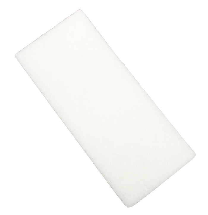 Light Duty Utility Pad White