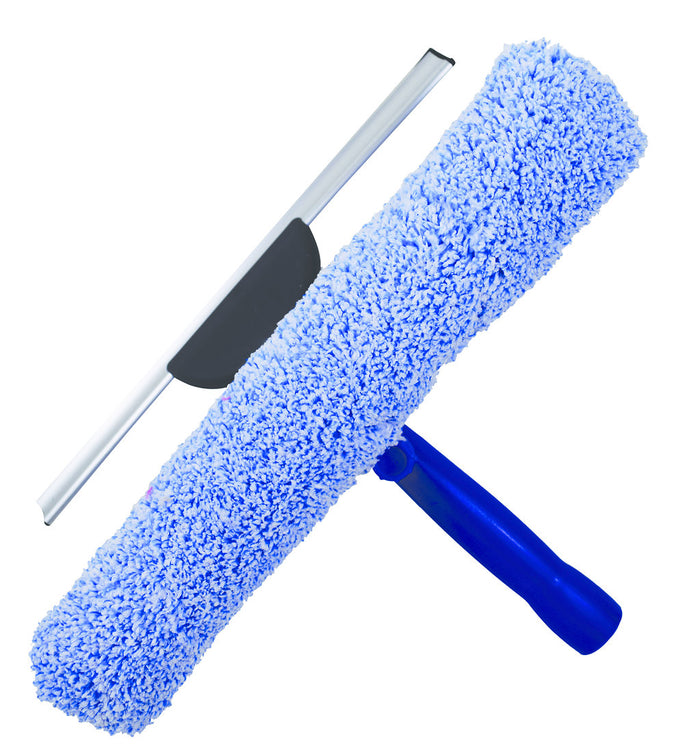 "12"" Microfiber Washer and Squeegee Combo"