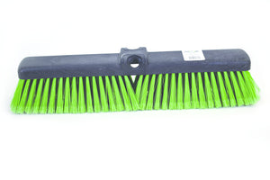 "18"" Pushbroom Medium GREEN"