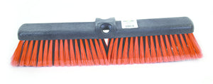 "18"" Pushbroom Medium Red"