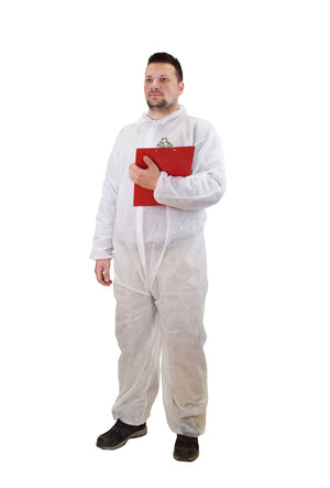 Disposable Coverall - 25/pack