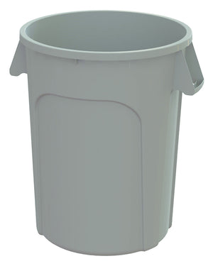 44 gal Waste Container Grey