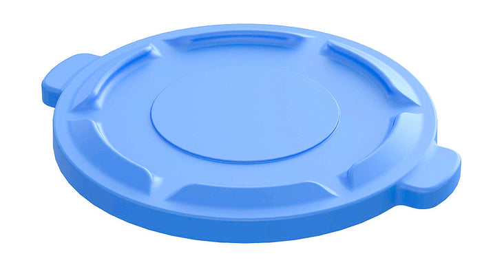 44 gal Container Lid Blue