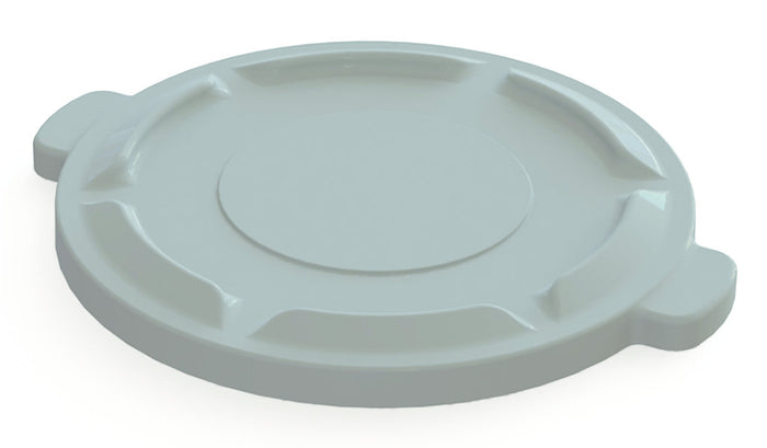 10 gal Container Lid Grey