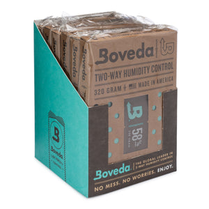 Boveda 58% RH - 320g individually overwrapped