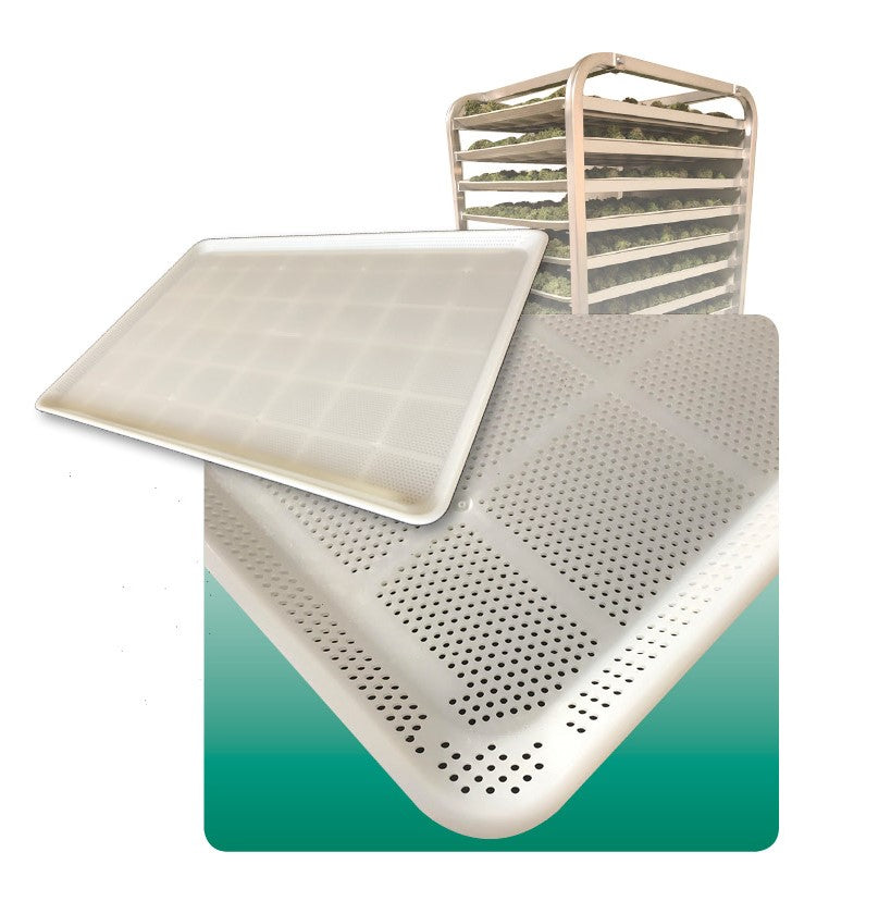 High quality plastic drying tray in drying rack