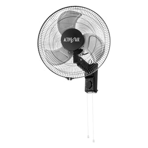"Active Air 16"" METAL WALL MOUNT FAN"