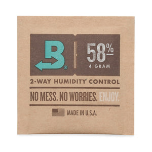 Boveda 58% RH - 4g not individually wrapped